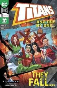 Titans #30 CVR A
