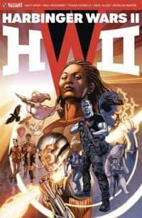 Harbinger Wars 2 TP