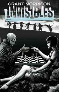 Invisibles TP Deluxe Edition V4