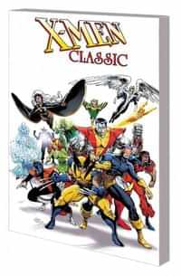 X-Men TP Classic Complete Collection V1