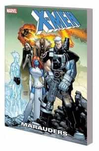 X-Men TP Marauders