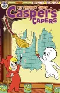 Casper Capers #2