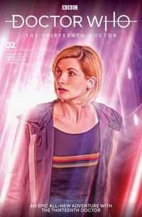 Doctor Who 13th #2 CVR B Brooks