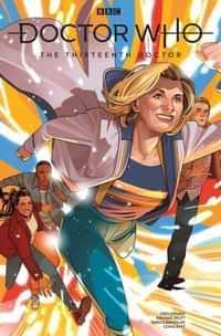 Doctor Who 13th #2 CVR C Stott