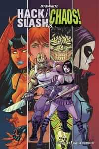 Hack Slash Vs Chaos #1 CVR A Seeley