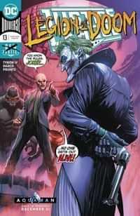 Justice League #13 CVR A