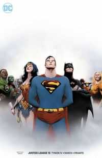 Justice League #13 CVR B
