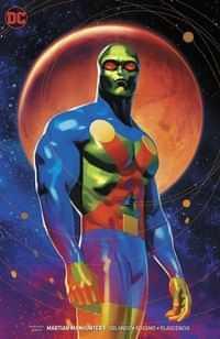 Martian Manhunter #1 CVR B