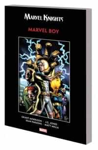 Marvel Boy TP Marvel Knights Edition
