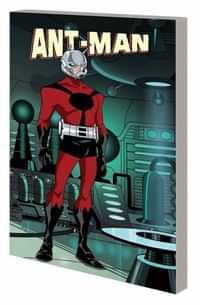 Marvel Universe Ant-Man TP Digest Edition
