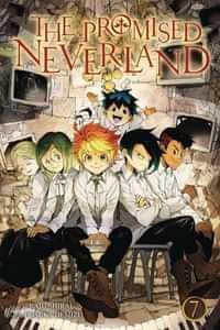 Promised Neverland GN V7