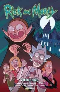 Rick and Morty TP V8
