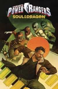 Saban Power Rangers GN Soul Dragon