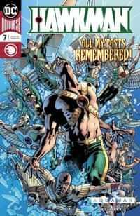 Hawkman #7 CVR A