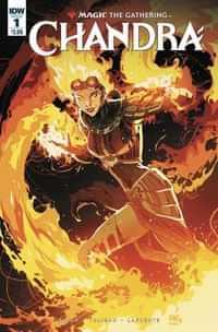 Magic The Gathering Chandra #1