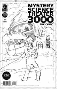 Mystery Science Theater 3000 #3 CVR B Vance