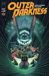 Outer Darkness #1 Second Printing