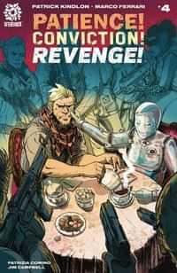 Patience Conviction Revenge #4