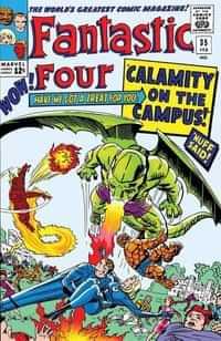 True Believers One-Shot Fantastic Four Dragon Man