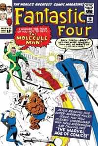True Believers One-Shot Fantastic Four Molecule Man