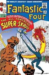 True Believers One-Shot Fantastic Four Super Skrull