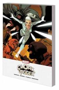 Cloak and Dagger TP Shades of Grey