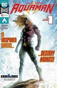 Aquaman #43 CVR A
