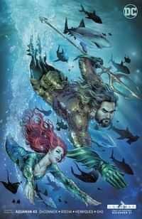 Aquaman #43 CVR B