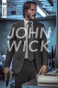 John Wick #4 CVR C Photo