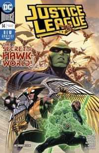 Justice League #14 CVR A