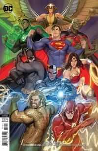 Justice League #14 CVR B