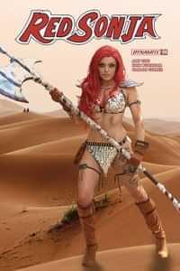 Red Sonja #24 CVR E Cosplay