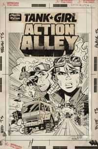Tank Girl Action Alley #1 CVR D Parson