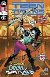 Teen Titans #25 CVR A
