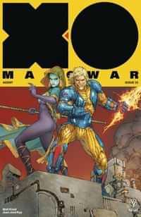 X-O Manowar #22 CVR A Rocafort