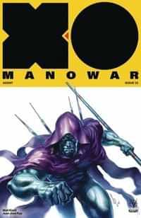 X-O Manowar #22 CVR B Quah