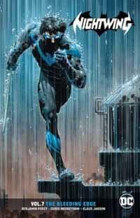 Nightwing TP Rebirth the Bleeding Edge