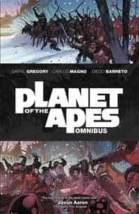 Planet of the Apes TP Omnibus Edition V1