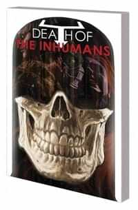 Death of the Inhumans TP