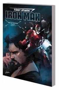 Tony Stark Iron Man TP Self Made Man