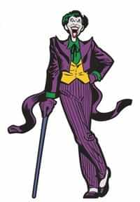 Figpin DC Batman Classic Pin Joker