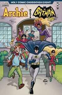 Archie Meets Batman 66 #6 CVR D Parent