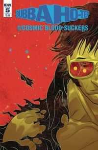Bubba Ho-Tep and Cosmic Blood-suckers #5 CVR A Rivas