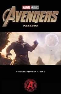 Marvels Avengers Untitled Endgame Prelude #2
