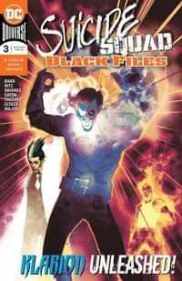 Suicide Squad Black Files #3