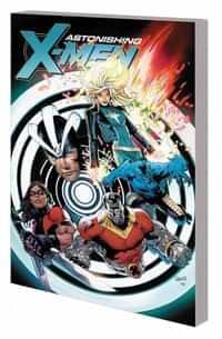 Astonishing X-Men TP Matt Rosenberg Until Our Hearts Stop