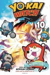 Yo-kai Watch GN V10