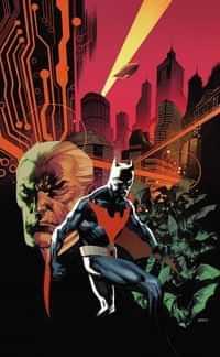 Batman Beyond #28 CVR B