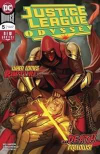 Justice League Odyssey #5 CVR A