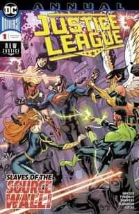 Justice League Annual #1